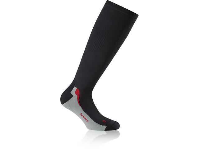 Rohner Compression R-Power L/R Socks, negro